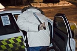 Таксистов в Киеве убивает лысый мужчина