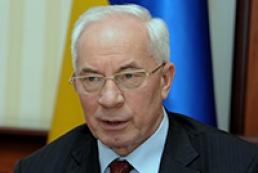 Азаров: Україна наполягає на перегляді контракту з «Газпромом»