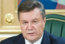Янукович уволил трех глав столичных райадминистраций