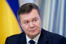 Янукович: Україна вважає спірним виставлений «Газпромом» рахунок