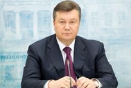 Янукович - европейцам: Украина не может игнорировать Таможенный союз