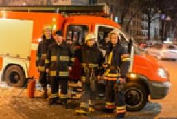 Все будет «огонь», или Один день из жизни пожарной бригады