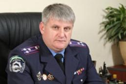 Новым начальником ГАИ стал Астапкович