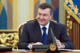 Янукович привітав китайських лідерів зі Святом весни
