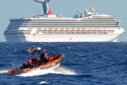 В Мексиканском заливе терпит бедствие круизный лайнер Carnival Triumph