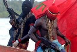 У берегов Нигерии пираты похитили украинского моряка