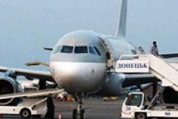 Количество жертв аварийной посадки самолета в Донецке возросло до пяти