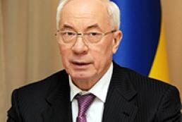 Азаров: Реформа избирательного законодательства начнется сразу после разблокирования Рады