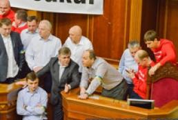 Лідери фракцій так і не домовилися про розблокування Ради