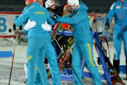 Українські біатлоністки завоювали срібло в естафеті на Чемпіонаті світу