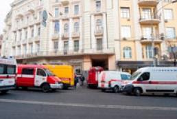 В результате взрыва в ресторане «Апрель» пострадали 11 человек