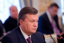 Янукович поручил Кабмину ускорить проведение экономических реформ