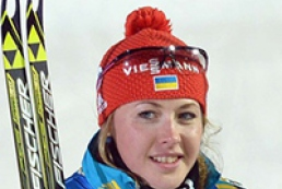 Украинка выиграла «серебро» чемпионата Европы по биатлону