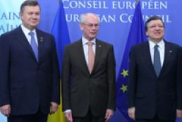 Янукович задоволений результатами саміту Україна-ЄС