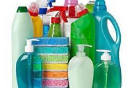 Кабмін назвав терміни повної заборони фосфатних миючих засобів