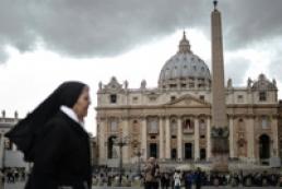 В Ватикане начинают выбирать нового Папу Римского