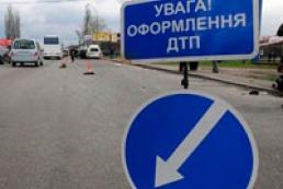 Козак: В Україні кількість ДТП зменшилася на 28%