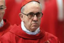 Папой Римским стал кардинал Бергольо