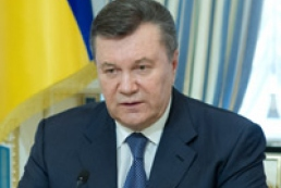 Янукович: Реформы поспособствуют подписанию ассоциации с ЕС