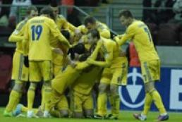 Украина победила Польшу