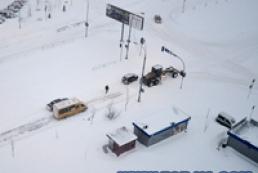 Киев стоит в пробках (обновлено)