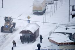 Столица в снежном плену (обновлено)
