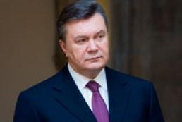 Янукович подякував СБУ за професіоналізм і патріотизм