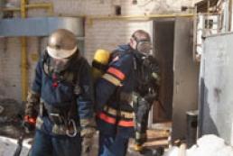 В центре Киева горел паб