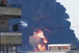 Масштабный пожар на Углегорской ТЭС: один погибший, трое пострадавших