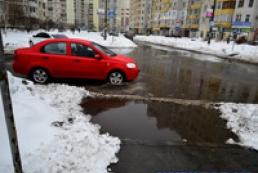 Святошинский район Киева лидирует по количеству подтоплений