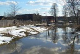 Максимальний рівень паводків очікується на Поліссі