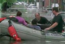 В результате наводнения в Буэнос-Айресе погибли восемь человек