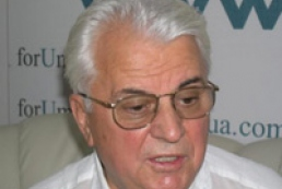 Кравчук: Депутатам потрібне або примирення, або саморозпуск