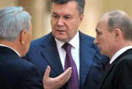 Янукович может встретиться с главами стран ТС в конце мая