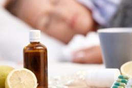 У цьому сезоні 11% українців вже перехворіли грипом