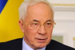 Азаров: Україна не вводитиме візовий режим з РФ