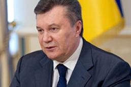 Янукович сподівається, що рекомендації ПАРЄ не будуть політизованими
