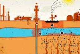 Експерт: Плани видобутку нетрадиційного газу впливають а інтеграційний векторУкраїни