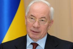 Азаров: Украина сократила закупки российского газа в восемь раз