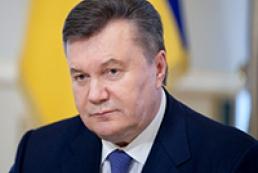 Янукович: Ассоциация с ЕС должна быть подписана в ноябре