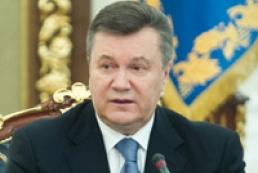Янукович: Экологические проблемы – это мина замедленного действия
