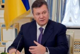 Янукович: К 2015 году убытки от Чернобыля достигнут $180 миллиардов