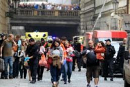 Жертвами вибуху в Празі стали чотири людини