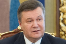 Янукович на майские уезжает в Крым