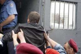 МВД: После инцидента на Крещатике в райуправление доставлены три человека