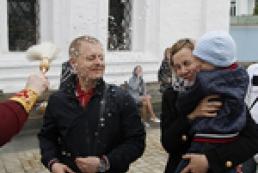 Как в Киеве Пасху отмечали