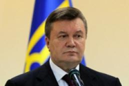 Янукович: Украина продолжит участие в предотвращении военных конфликтов