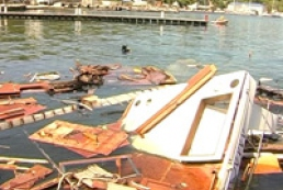 В Одессе взорвалась яхта. Владелец – в реанимации