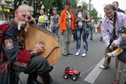 У День Києва відбудеться понад 80 культурних заходів