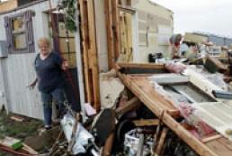 СМИ: Торнадо в Оклахоме мощнее атомной бомбы, сброшенной на Хиросиму